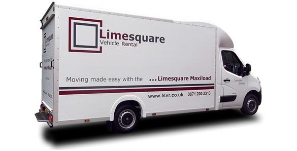 van hire range limesquare vehicle rental. Black Bedroom Furniture Sets. Home Design Ideas